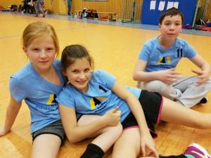 Rosali, Charlotte und Elias