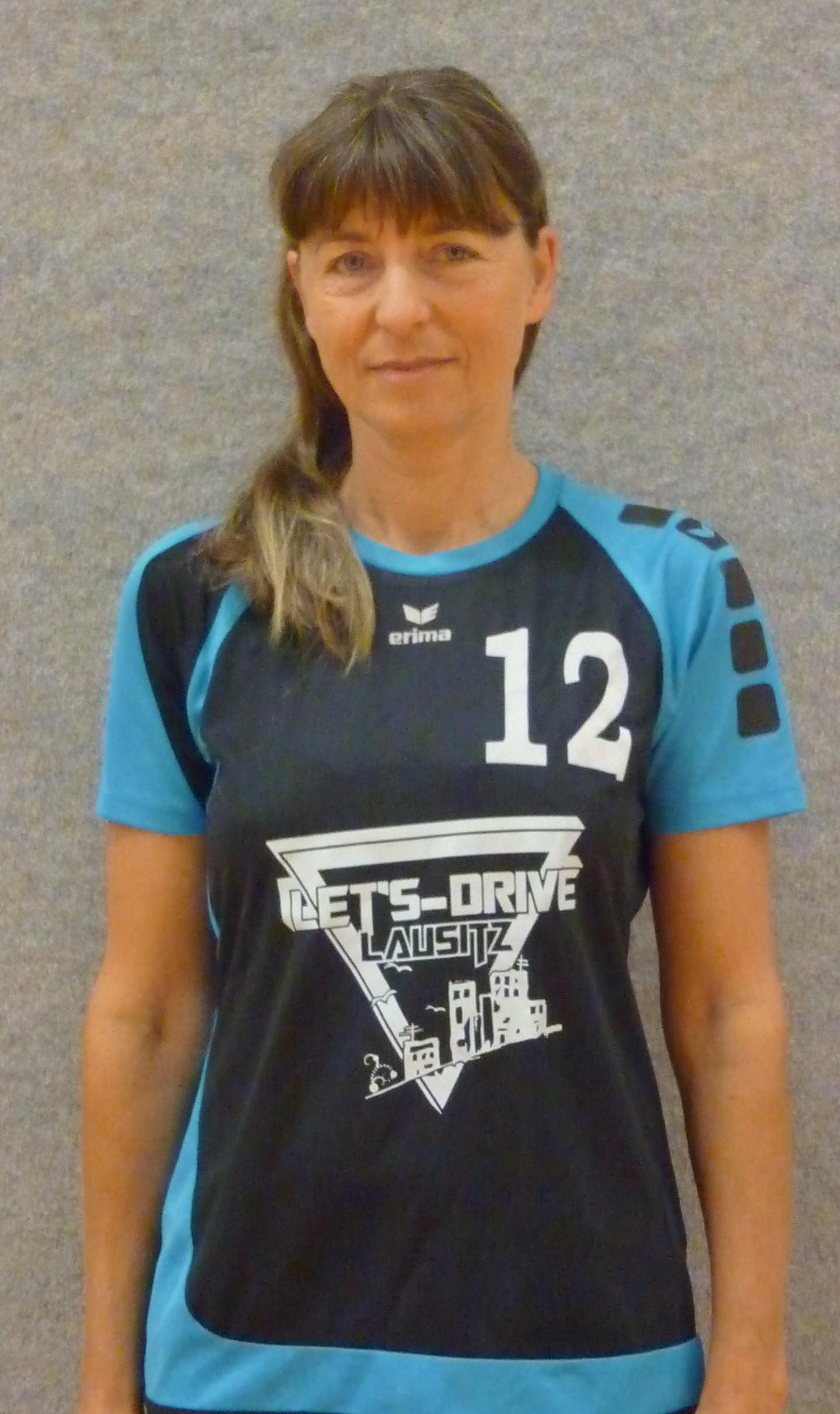 Marion Heyne Position: Zuspiel Trikotnummer: 12 Größe: 1,66m