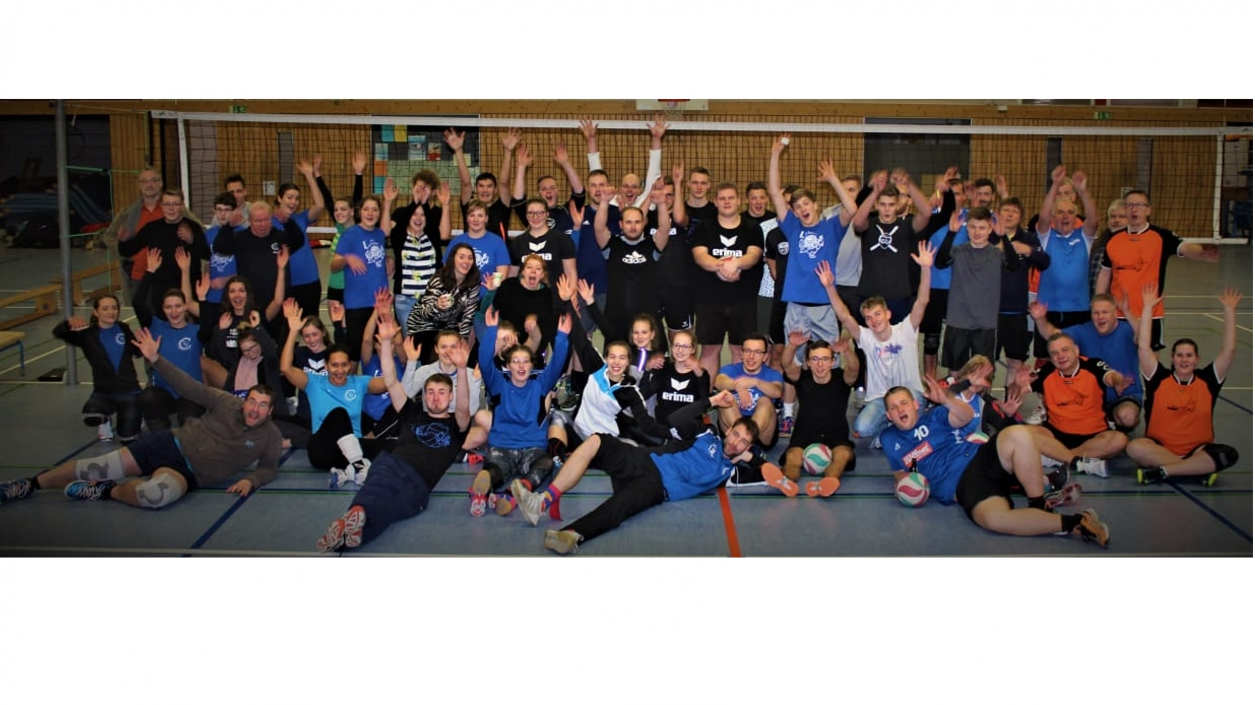 Header Image - Cottbuser Volleyballverein